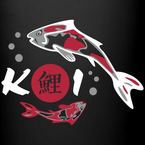 Nishikigoi & Kanji
