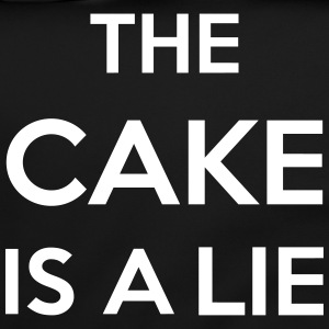 The Cake Is A Lie Bags & Backpacks - Shoulder Bag