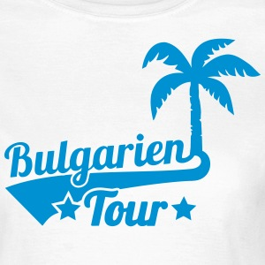 Bulgarien Tour T-Shirts - Frauen T-Shirt