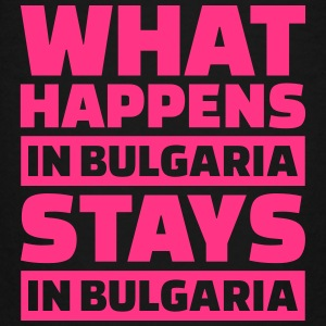 What happens in Bulgaria stays in Bulgaria T-Shirts - Kinder Premium T-Shirt