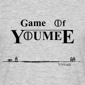 Game of youmee - tag - T-shirt Homme