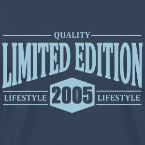 Limited Edition 2005 T-shirts - Herre premium T-shirt