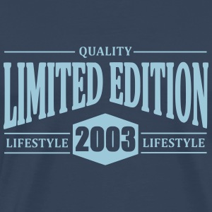 Limited Edition 2003 T-shirts - Premium-T-shirt herr