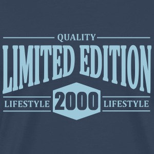 Limited Edition 2000 T-shirts - Premium-T-shirt herr