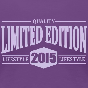 Limited Edition 2015 Tee shirts - T-shirt Premium Femme