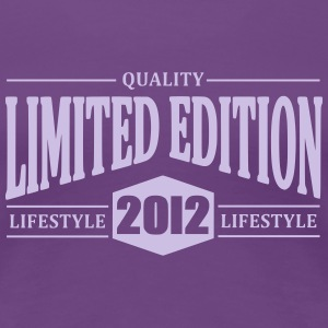 Limited Edition 2012 Tee shirts - T-shirt Premium Femme