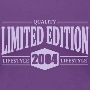 Limited Edition 2004 Tee shirts - T-shirt Premium Femme