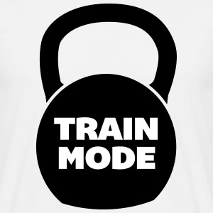 Train Mode T-Shirts - Men's T-Shirt