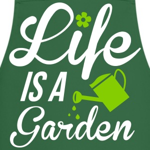 Life is a Garden  Aprons - Cooking Apron