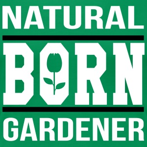 Natural born gardener T-Shirts - Women's Premium T-Shirt