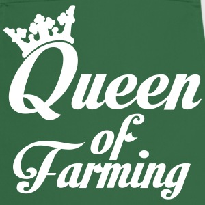 Queen of Farming  Aprons - Cooking Apron