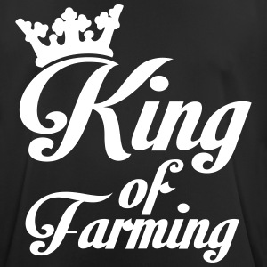 King of Farming T-shirts - mannen T-shirt ademend