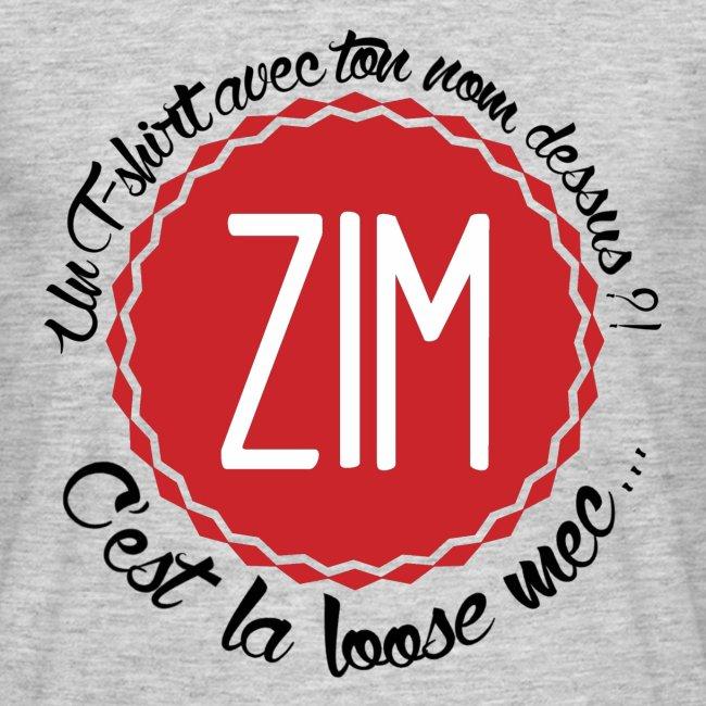 T-Shirt Basic Homme C'est la loose