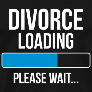 Divorce Loading Please wait... Tee shirts - T-shirt Premium Homme