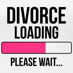 Divorce Loading Please wait... Tee shirts - T-shirt Premium Femme