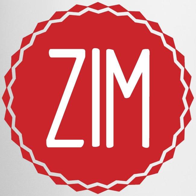 Tasse Logo bicolore