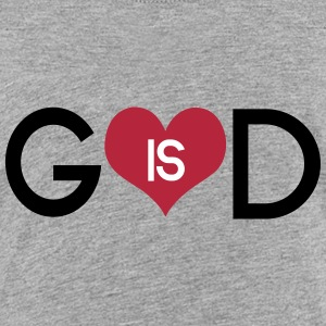 God is love T-Shirts - Teenager Premium T-Shirt