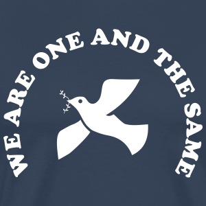 We are one and the same T-Shirts - Men's Premium T-Shirt