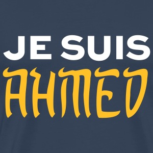 JE SUIS AHMED Tee shirts - T-shirt Premium Homme