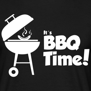 IT´S BBQ TIME T-Shirts - Männer T-Shirt