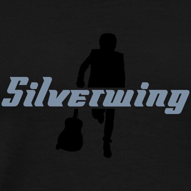 Silverwing - silver-metallic/black
