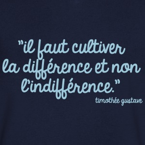 Cultivons la différence Tee shirts - T-shirt Homme col V