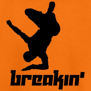 Breakin' (Vector) - Teenager Premium T-Shirt
