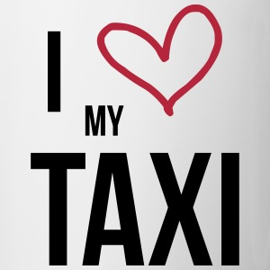 I Love my Taxi Tazze & Accessori - Tazza