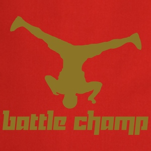 Battle Champ (Vector) - Kochschürze