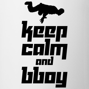 Keep Calm and Bboy (Vector) - Mug