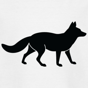 A-hunting fox Shirts - Teenage T-shirt