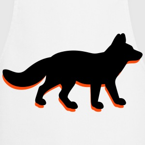 A-hunting fox  Aprons - Cooking Apron