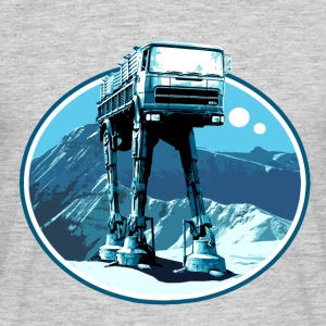 Fiat 690 AT-AT peoardu idea - T-shirt herr