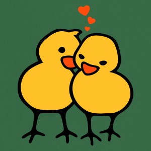 Chicks in Love - Grembiule da cucina
