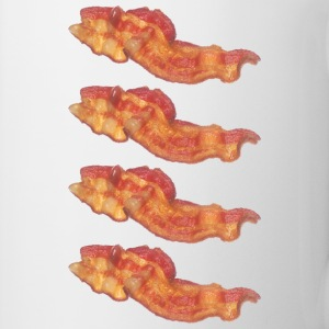 Bacon Bacon Bacon Mugs & Drinkware - Mug