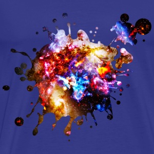 Colorful Cosmos T-Shirts - Men's Premium T-Shirt
