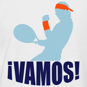 ¡VAMOS! T-Shirts - Men's Baseball T-Shirt