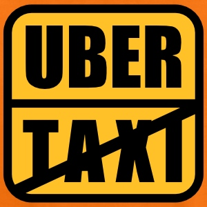 Uber Taxi T-Shirts - Teenager Premium T-Shirt