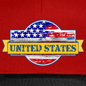United States of  America Caps & Hats - Snapback Cap