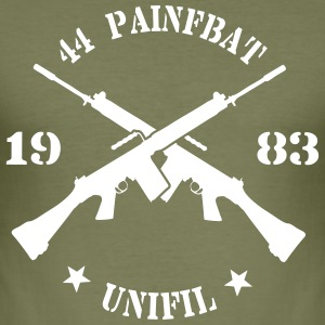 UNIFIL 1983 T-shirts - slim fit T-shirt