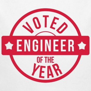 Voted Engineer of the year Sweaters - Baby bio-rompertje met lange mouwen