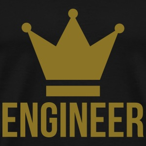 Engineer  T-shirts - Mannen Premium T-shirt