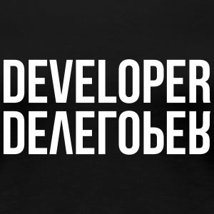 Developer T-Shirts - Women's Premium T-Shirt