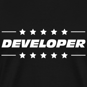 Developer T-shirts - Herre premium T-shirt