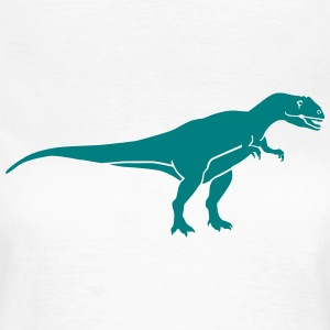 Allosaurus T-Shirts - Frauen T-Shirt