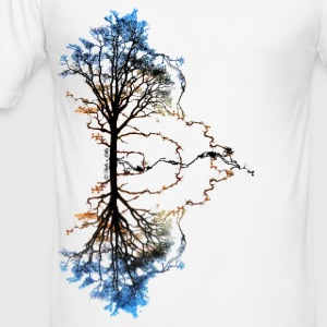 Two Trees Homme - Tee shirt près du corps Homme
