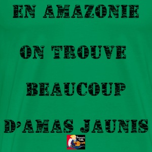 En AMAZONIE on trouve maintenant beaucoup d'AMAS J Tee shirts - T-shirt Premium Homme