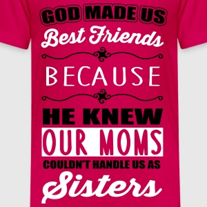 God made us best friends - BFF Tee shirts - T-shirt Premium Enfant