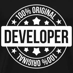 Developer T-Shirts - Men's Premium T-Shirt