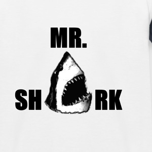 Mr. Shark T-Shirts - Kinder Baseball T-Shirt